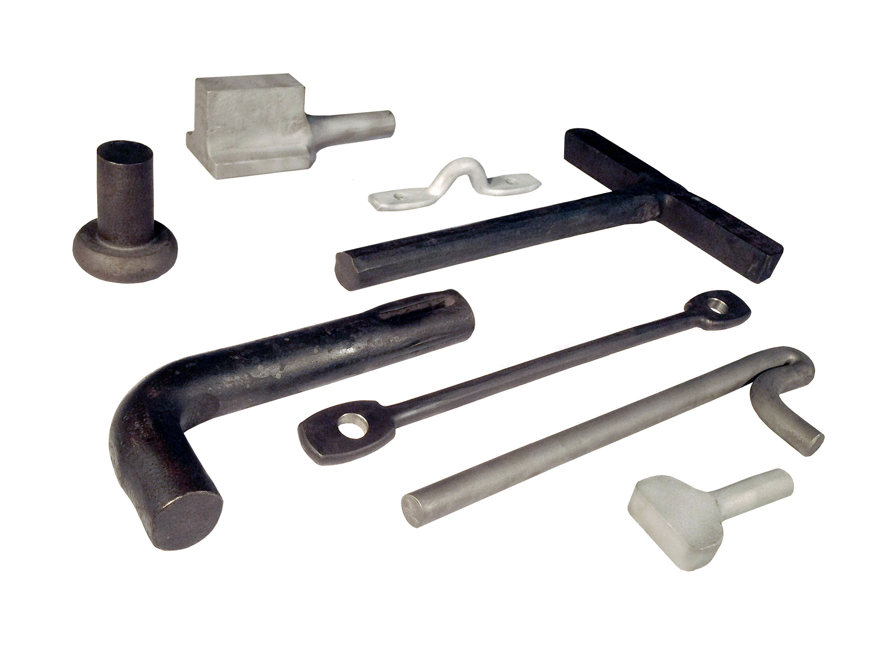 Variety of Forged Shapes