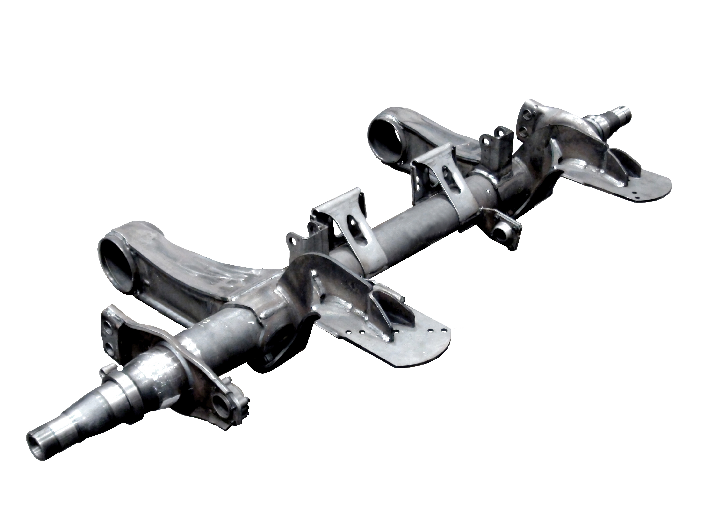 Low Mount Axle