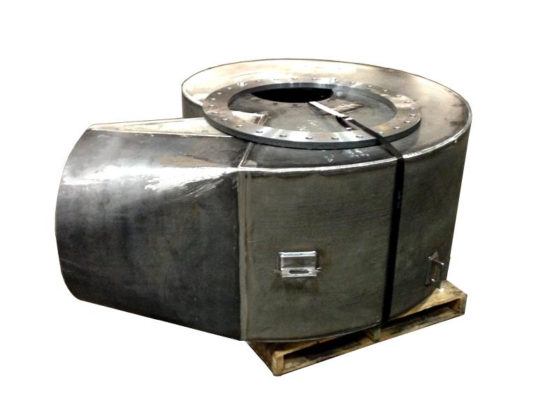 Blower Housing For Steel Mill