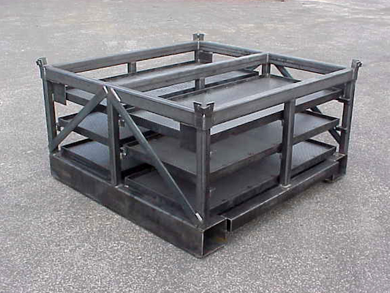 Heat Treat Basket for Automotive parts