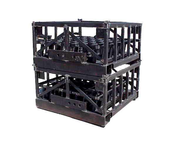 Heat Treat Basket for Automotive parts