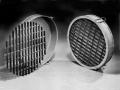 Round Heat Treat Basket With Grid