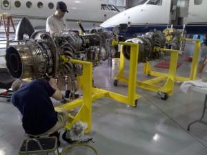 Engine stand 2