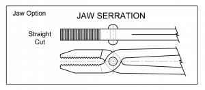jaw-serrate