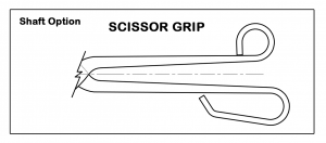 shaft-scissor