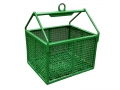 Poly Coated Processing Basket