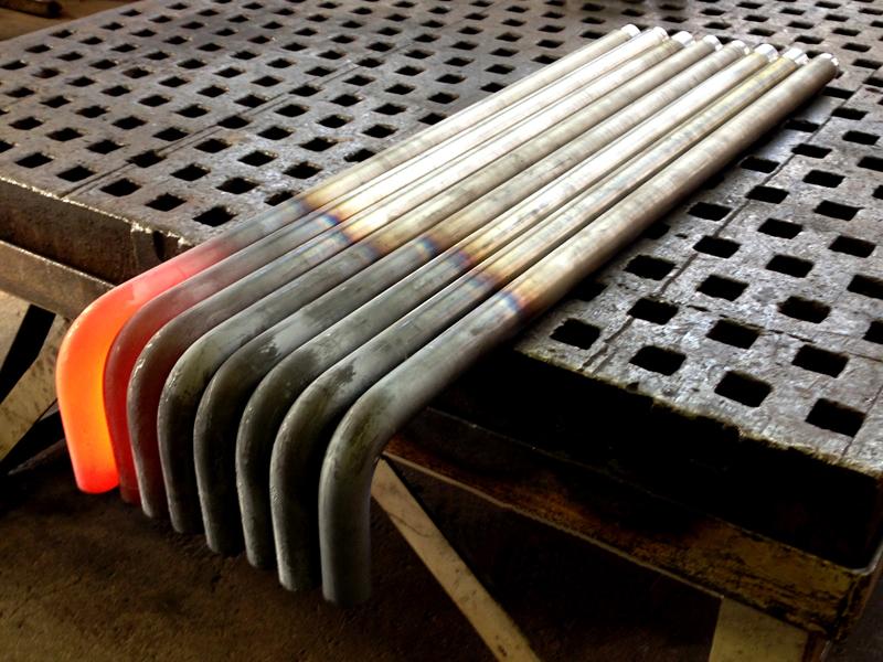 Blacksmith Forging Flat Die Forging Industrial Blacksmithing